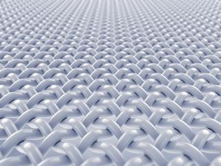 Microscopic fibers , Fabric structure