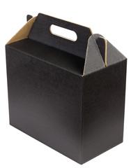 Dark box for bottles