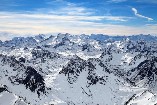 Au sommet du Pic du Midi