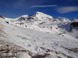 Mont Fallère (en hiver) - 3090 m, Vallée d'Aoste