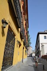 Rue de Madrid, Espagne