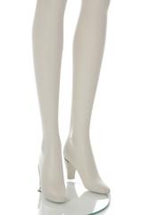 female mannequin's legs
