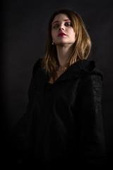 Gothic priestess