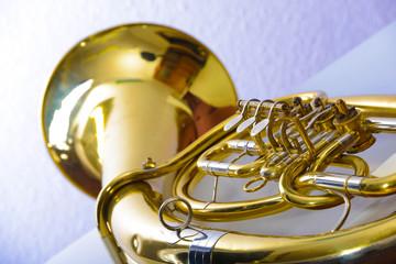 Horn Musik Blechbläser