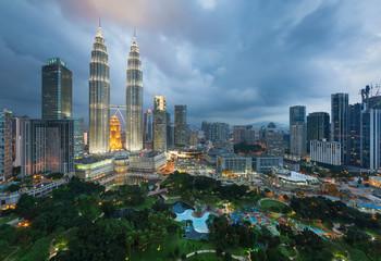 Canvas Print - Kuala Lumpur, Malaisie