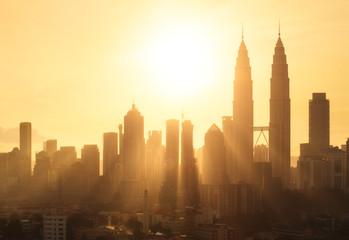 Fototapete - Kuala Lumpur, Malaisie