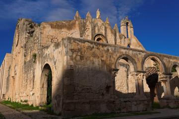 Siracusa Catacombe di San Giovanni