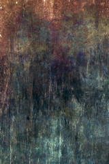 Abstract wood and metal texture background