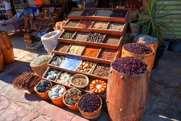 Oriental marketplace