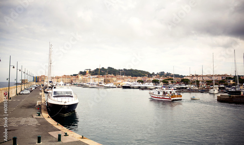 Saint Tropez Port France Stock Photo And Royalty Free Images On