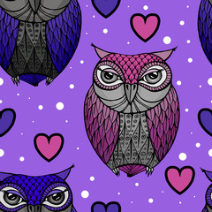 owl - Illustration
