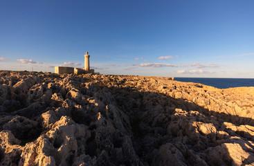 Sicilia: Faro Capo Murro