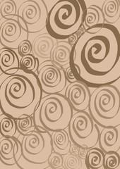 vintage spirals