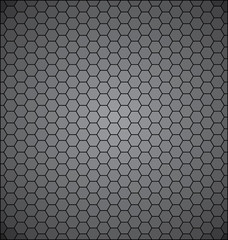 background with colored polygon