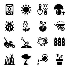 garden iconset