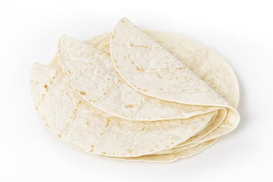 wheat round tortillas