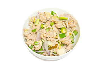 Tuna Salad spicy