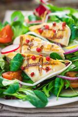 Fototapete - Chicken Salad