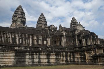 Память о империи. Ангкор Ват