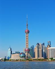 Wall Murals Shanghai Shanghai skyline