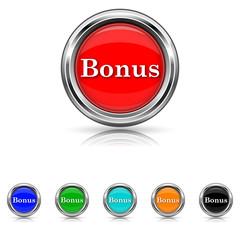 Bonus icon - six colours set