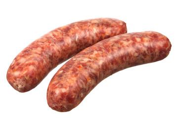 Two Smoked Italian Sausage