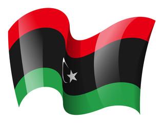 Libya flag - Libyan flag
