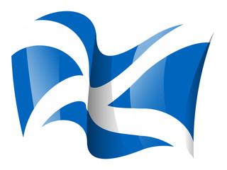 Scotland flag - Scottish flag