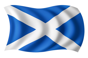 Scotland flag - Scottish flag