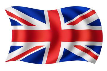 United Kingdom flag UK - British flag