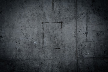 Bare concrete wall texture