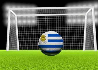 Soccer Uruguay