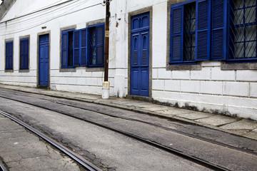 Old street, Rio de Janeiro