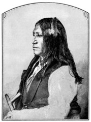 Spotted Tail, chief of the Sioux