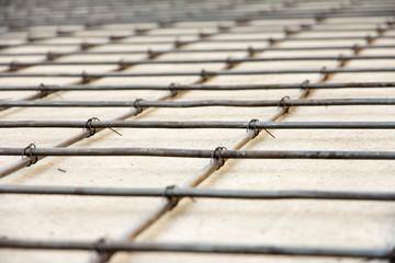 detail of reinforced concrete,floor construction