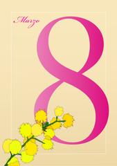Otto Marzo - Giornata della Donna
