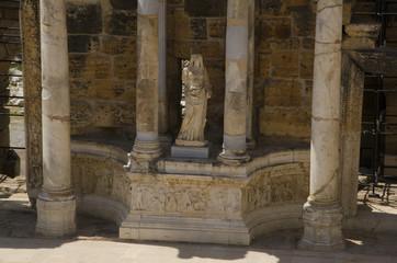 Amphitheater Hierapolis (detail 2)