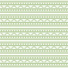 seamless stripe and dots pattern