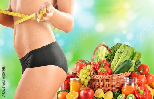 Как правильно питаться чтобы ягодицы похудели