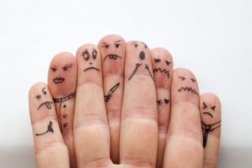 finger integration