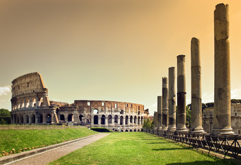 Colosseum, Rome Fototapete