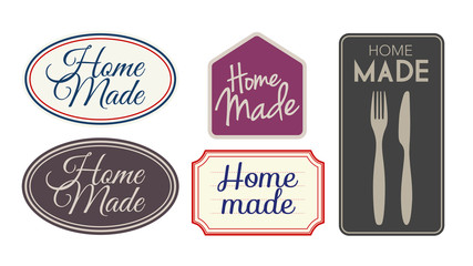 Home made labels