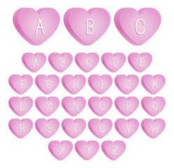 Valentine's Candy Font