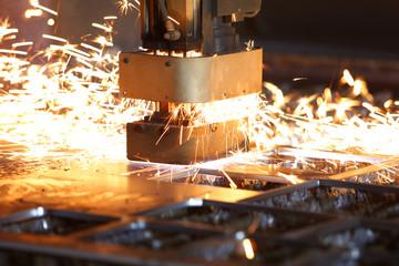 iron cuting machine,Steel,Spark,Industry,鉄を切る,火花,工業