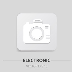 Camera sign,vector
