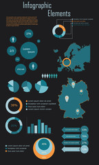 Infographic Elements - Germany