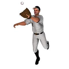 white baseball batter