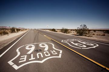 Foto op Plexiglas Route 66 Famous Route 66