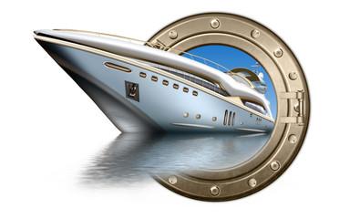 Luxusyacht II
