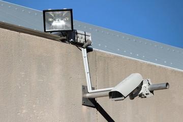 Vidéosurveillance d'un établissement public